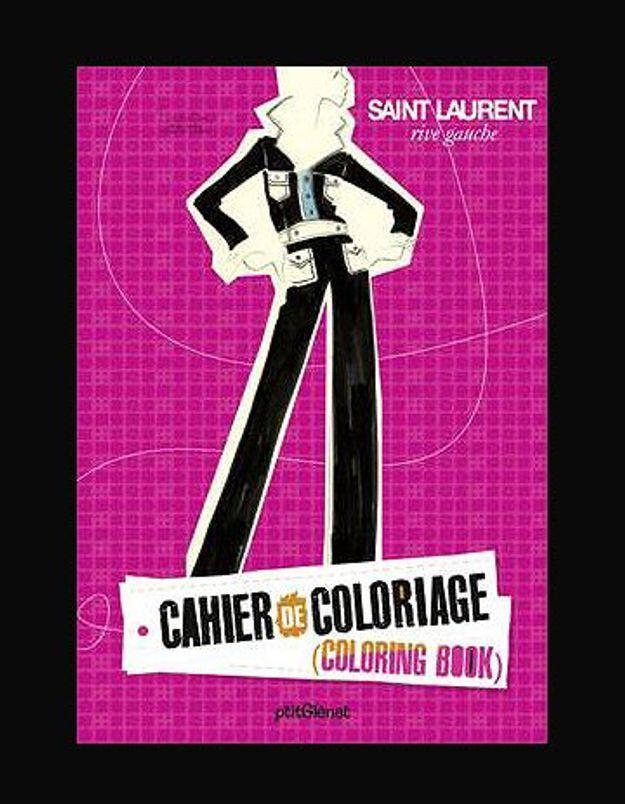 Les Editions Glénat rendent hommage à Yves Saint Laurent