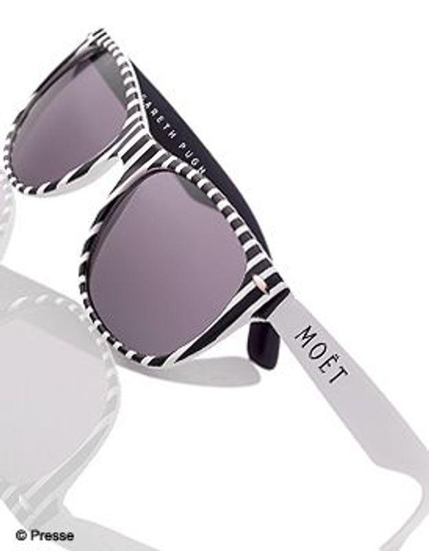 Les lunettes « collectors » de Gareth Pugh