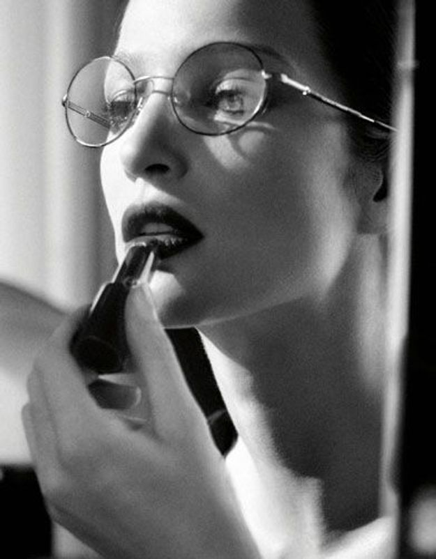 Les lunettes vintage vues par Armani