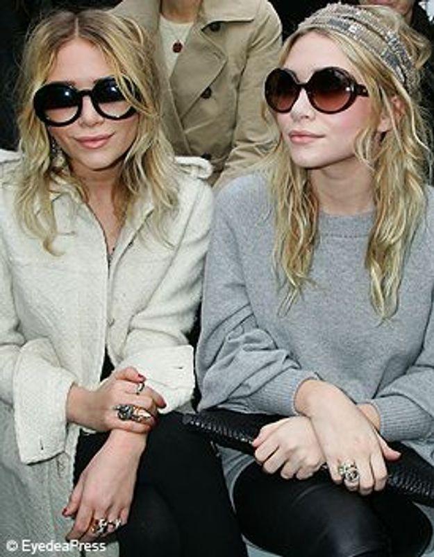 Les sœurs Olsen jouent les reporters