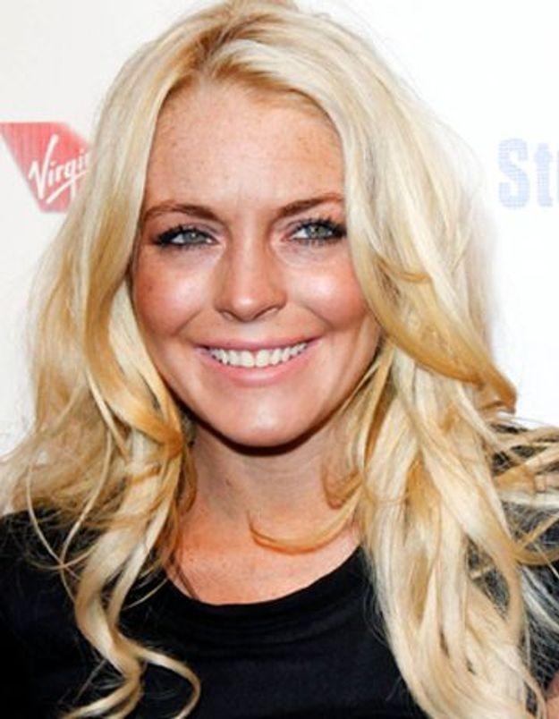 Lindsay Lohan lancera sa collection de vêtements cet automne