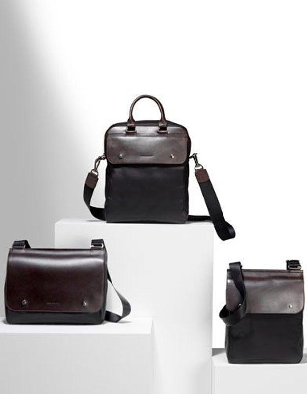 Longchamp : une nouvelle ligne de sacs pour homme