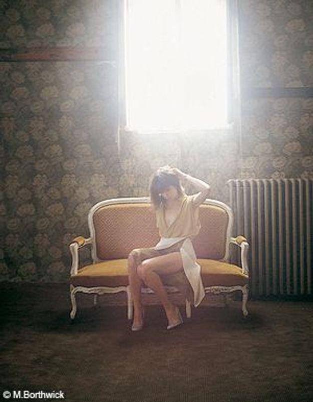 Lou Doillon, muse pour Vanessa Bruno