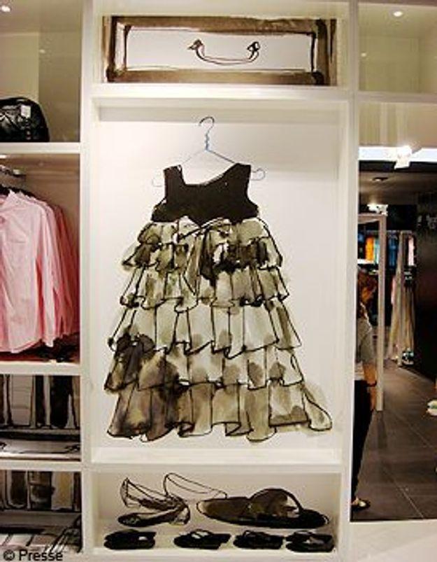 Lovisa Burfitt relooke H&M