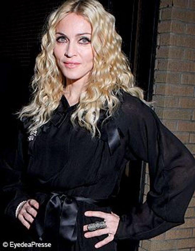 Madonna égérie de Louis Vuitton ?