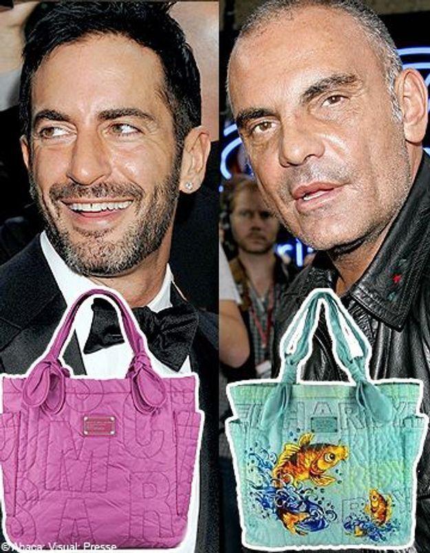 Marc Jacobs poursuit Christian Audigier pour contrefaçon
