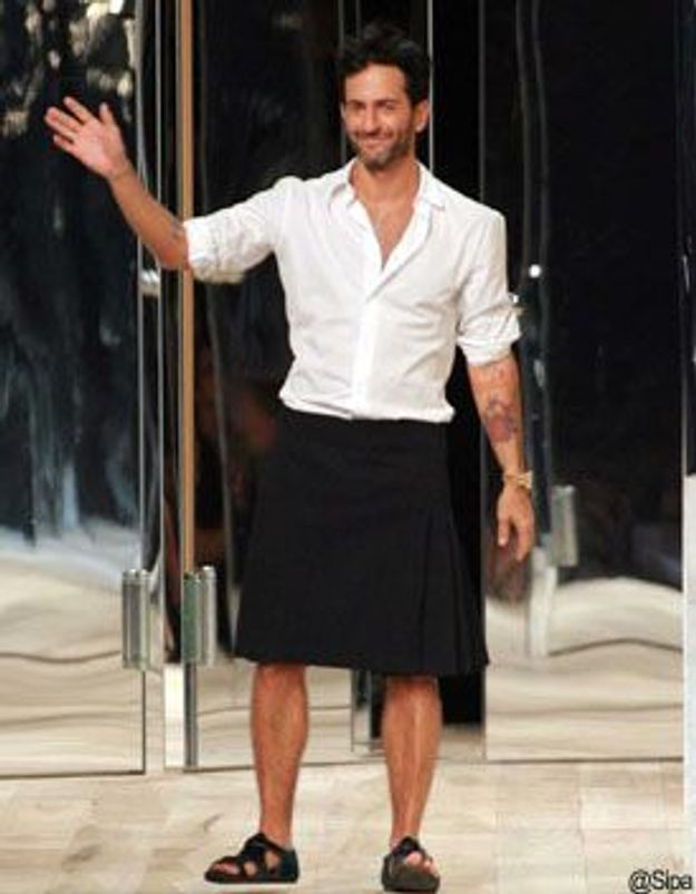 Marc Jacobs rend hommage à Stephen Sprouse