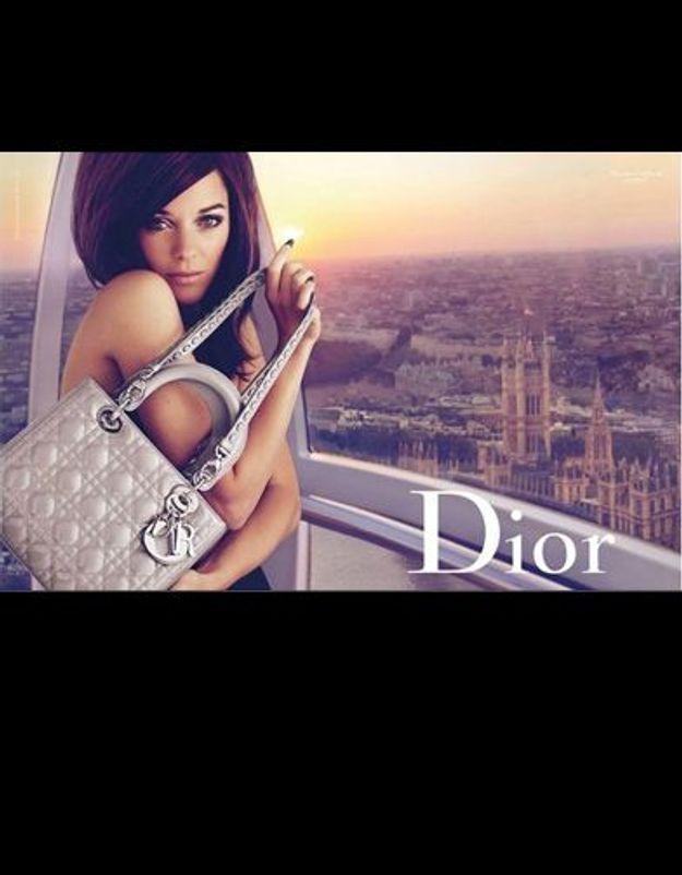 Marion Cotillard est la Lady Grey de Dior