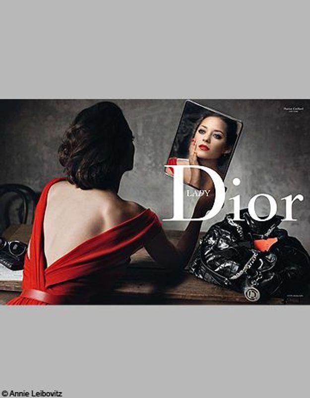 Marion Cotillard pour Dior : pub préférée des Français !