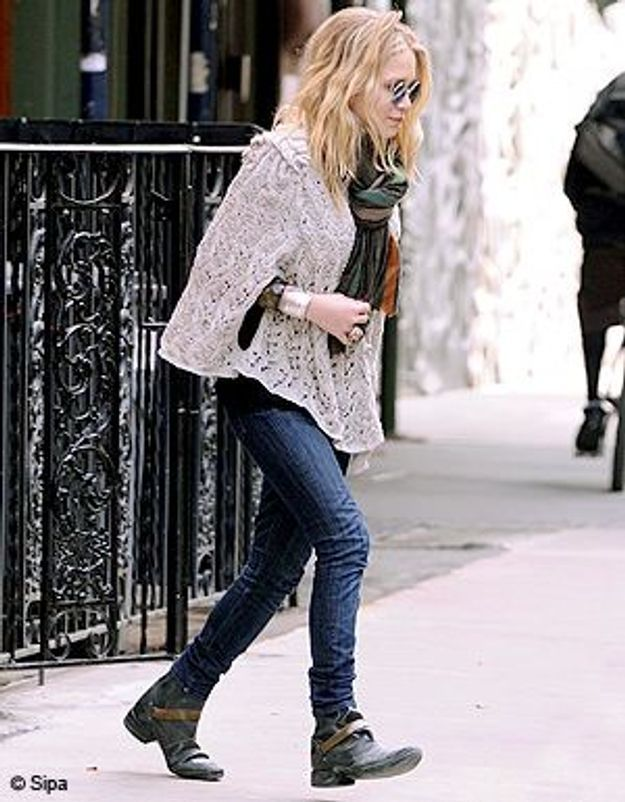 "Mary-Kate Olsen, égérie de la ""Poorgeoisie"""