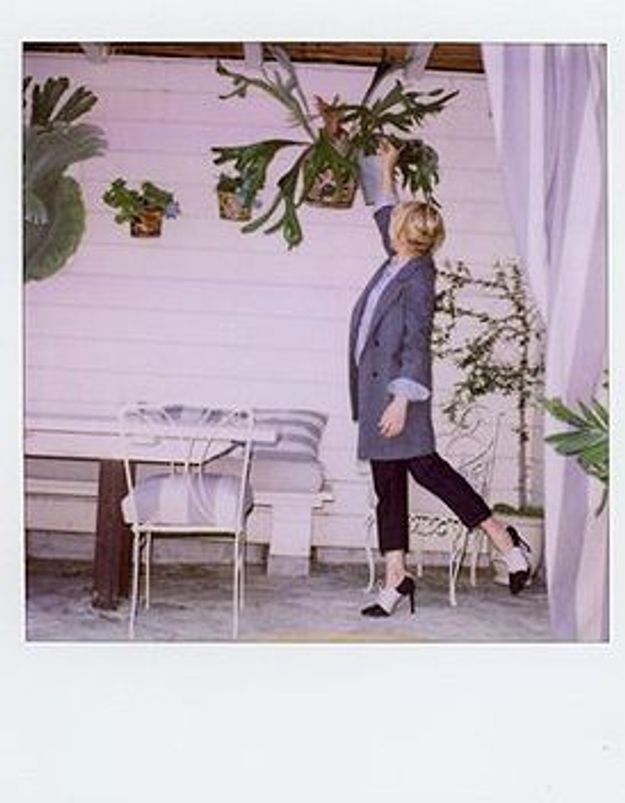 Michelle Williams au naturel pour Band of Outsiders