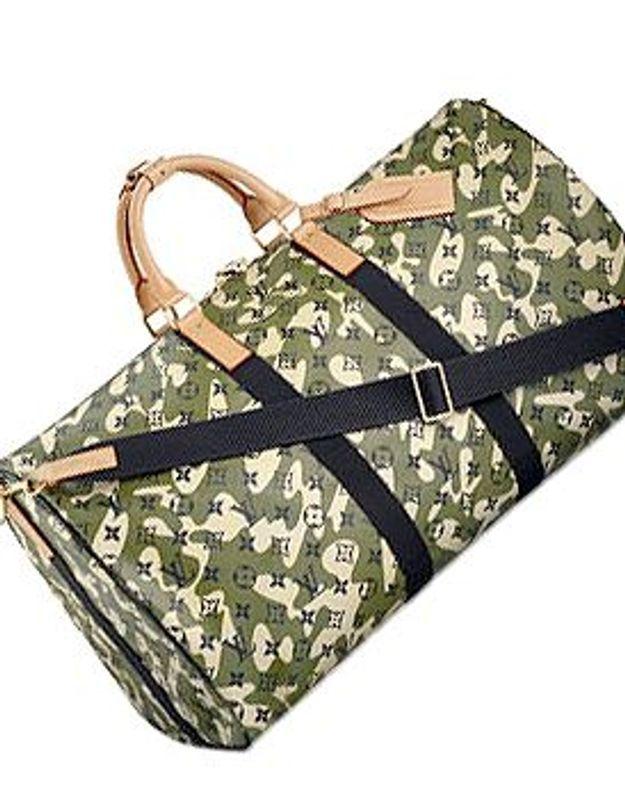 Monogramouflage pour Louis Vuitton