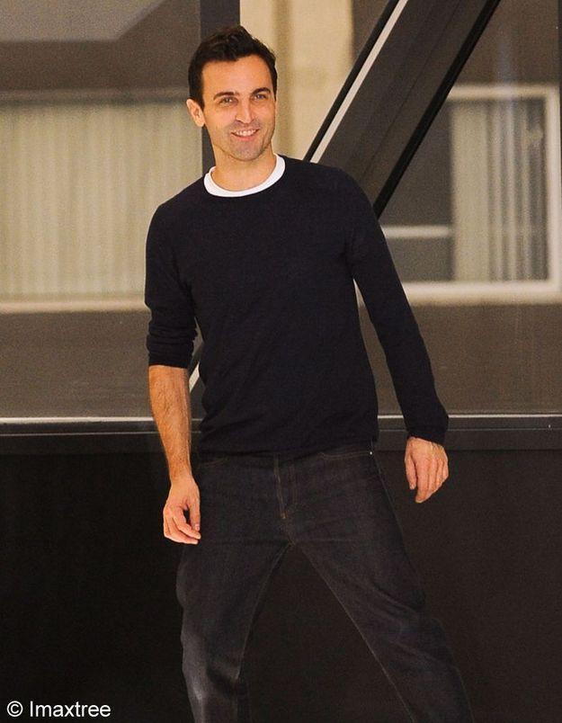 Nicolas Ghesquière: plus de 900 followers et 0 tweet