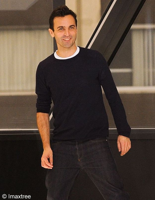 Nicolas Ghesquière quitte Balenciaga