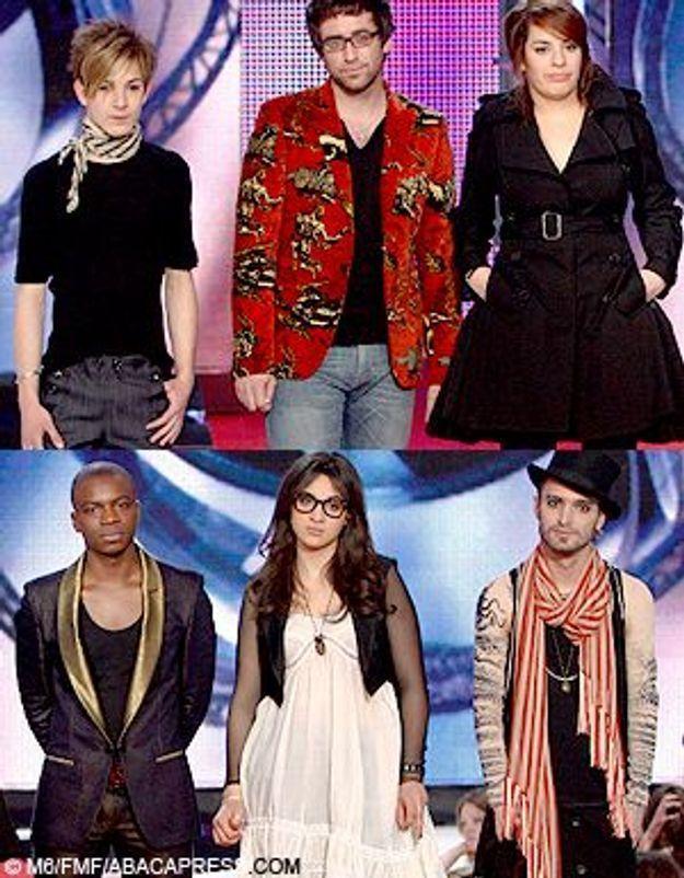 Nouvelle Star : les candidats habillés par Jean-Paul Gaultier