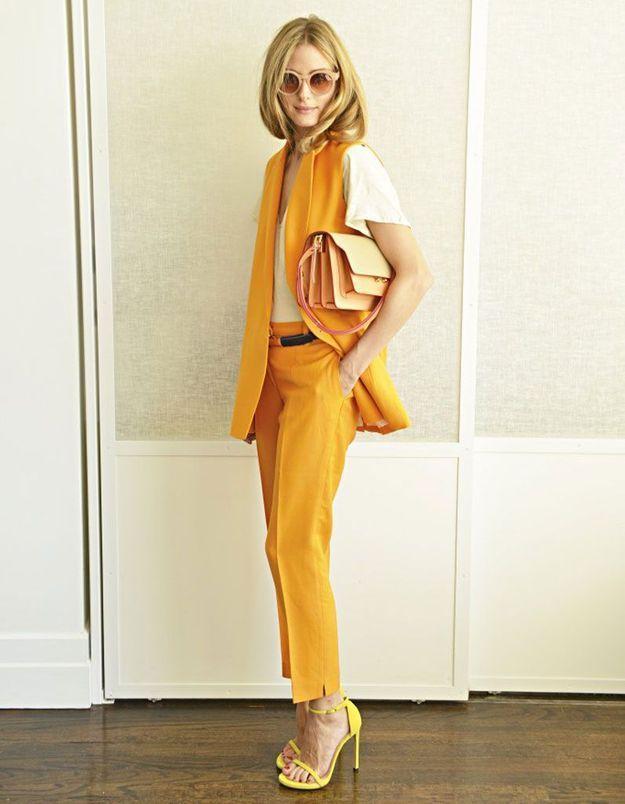 Olivia Palermo : sa garde-robe au jour le jour