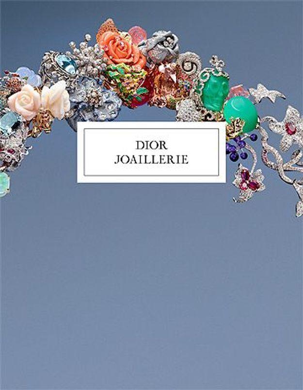 On rêve sur la joaillerie Dior célébrée dans un livre