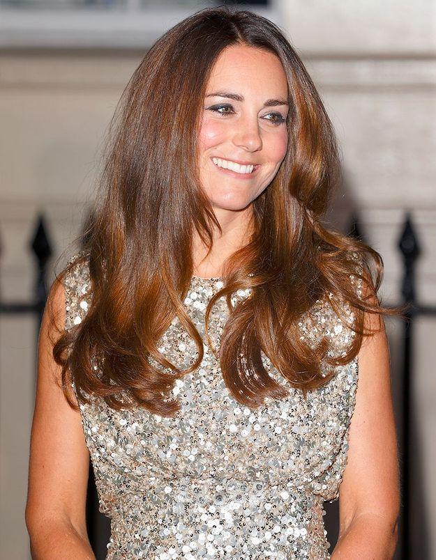 On veut la robe à paillettes de Kate Middleton
