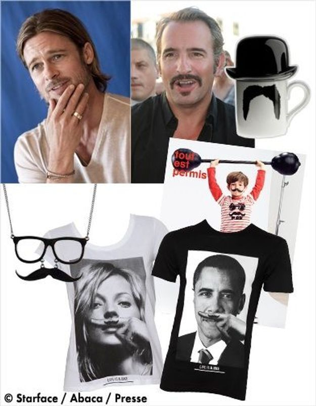 Phénomène : ils sont tous dingues de la moustache !