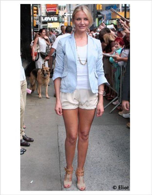 Pourquoi Cameron Diaz a tout compris à la mode
