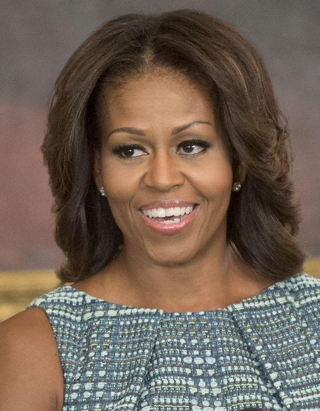 Quand Michelle Obama est fan de Carine Roitfeld