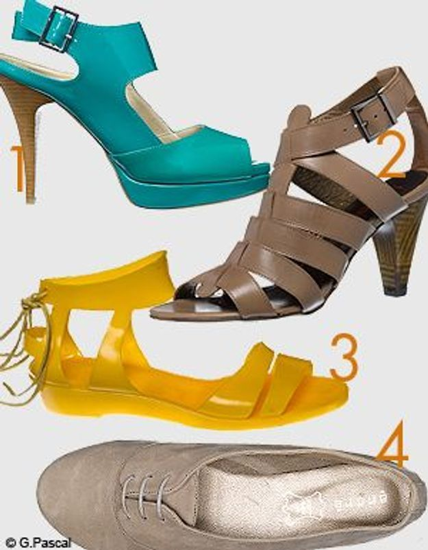 Quelles chaussures pour ce printemps ?