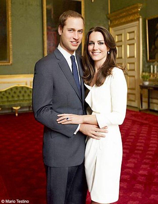 Réservez la robe blanche de Kate Middleton !