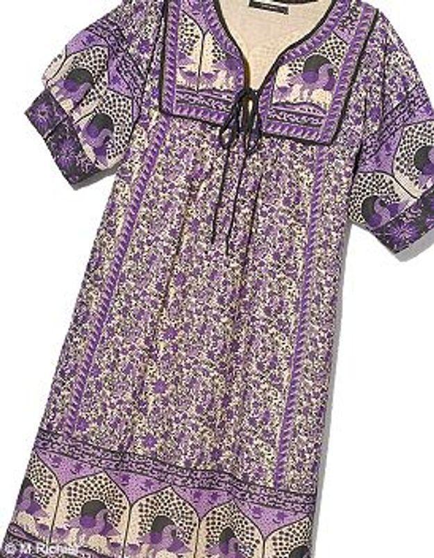 Robe néo-baba