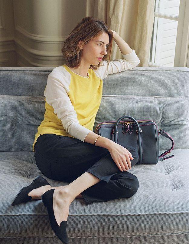 Sofia Coppola : un sac exclusif pour le Bon Marché