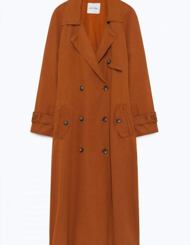 Trench American Vintage