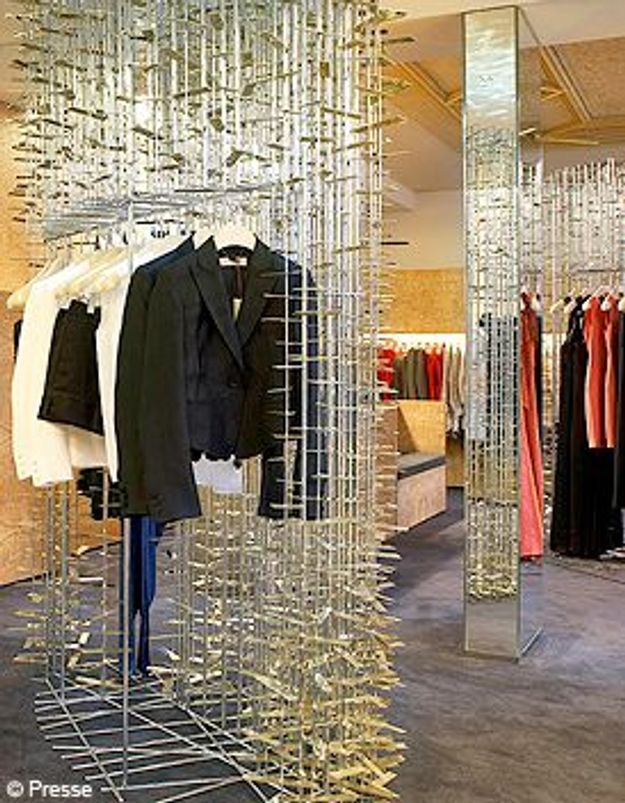 Stella McCartney ouvre une boutique à Paris