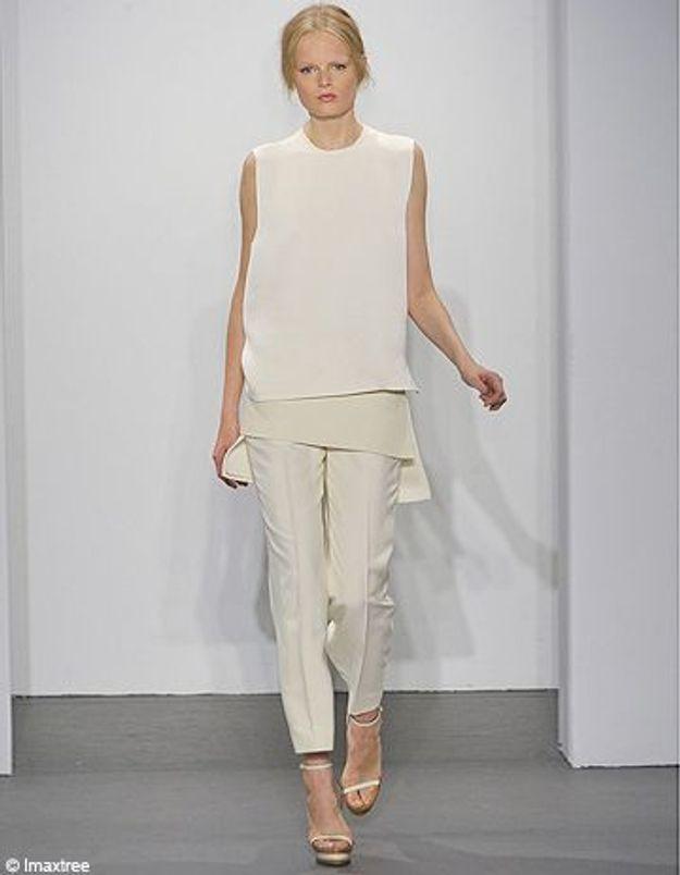 Suivez le défilé Calvin Klein en direct de New York ce soir !