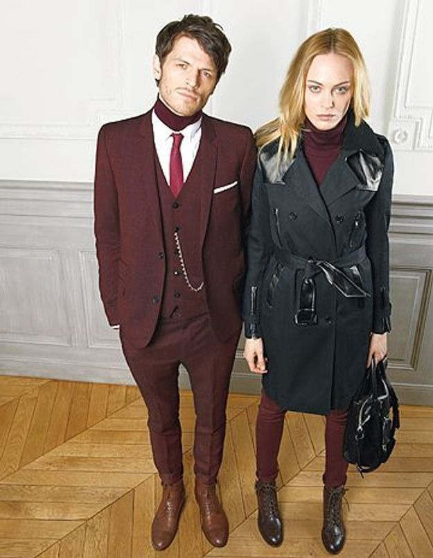 The Kooples habille les grandes tailles