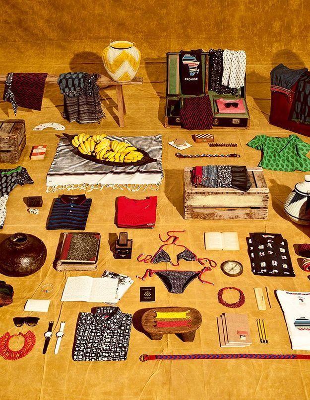 Tommy Hilfiger : sa collection capsule inspirée de l'Afrique