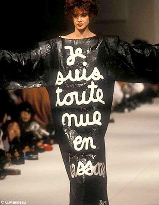 Une expo pour décrypter la mode contemporaine