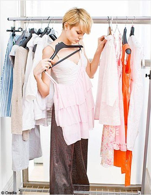 Une femme essaie 21.000 articles de mode dans sa vie !