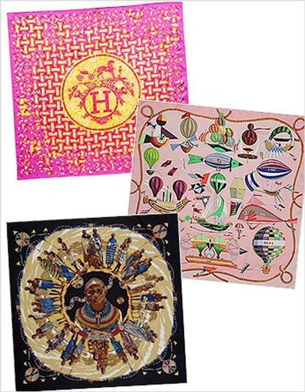 99aad98d69a4 Une sélection exclusive de foulards HERMES sur Yoox.com - Elle