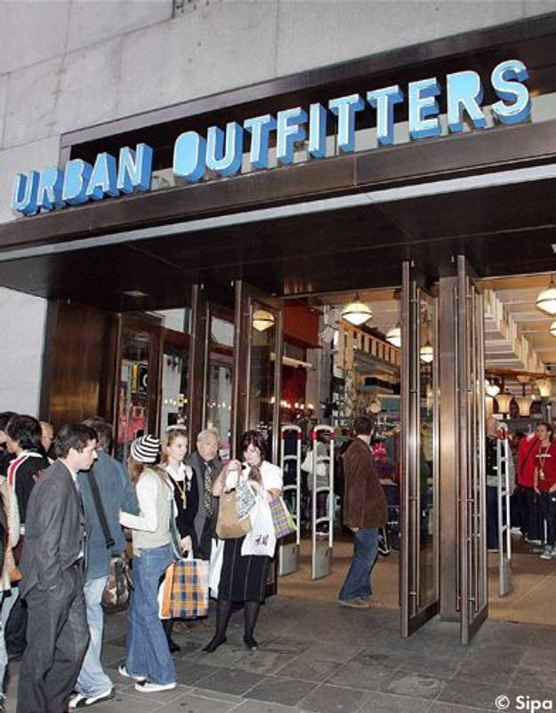 Urban Outfitters arrive en France ?