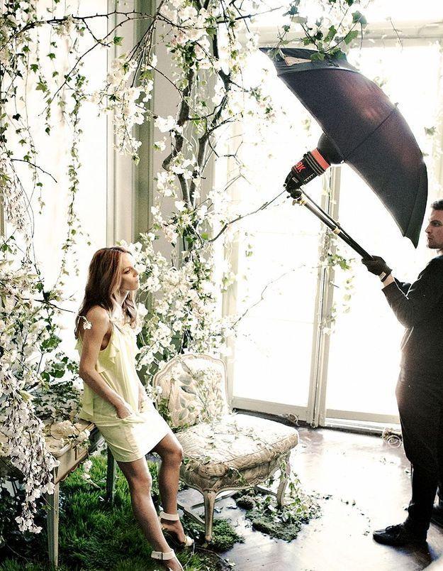 Vanessa Paradis, nouvelle égérie de H&M Conscious
