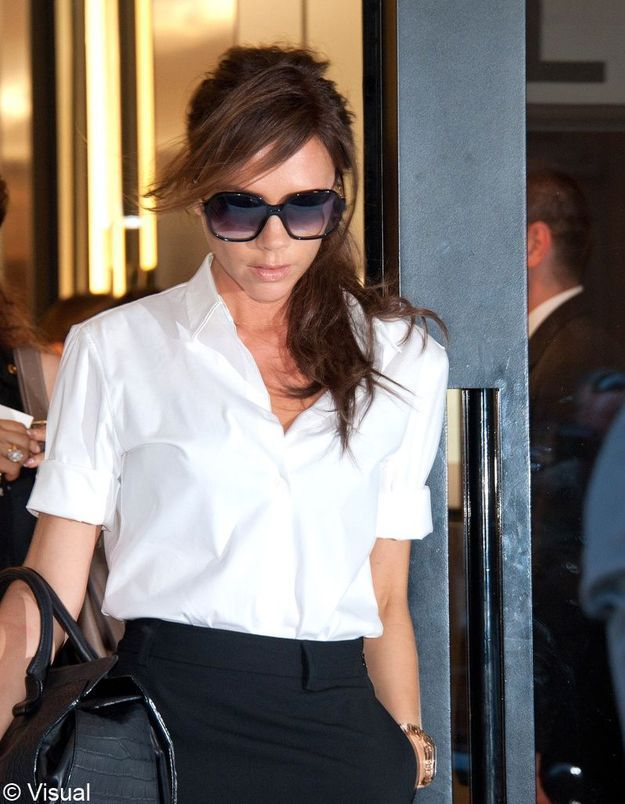 Victoria Beckham lance sa collection de lunettes de vue