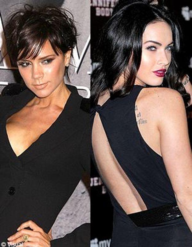 Victoria Beckham : remplacée par Megan Fox ?