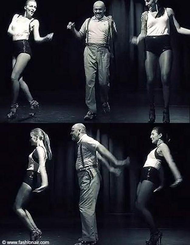 Vidéo : Christian Louboutin danse comme Fred Astaire