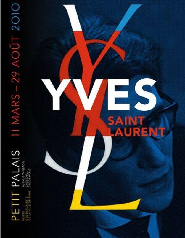 Yves Saint Laurent au Petit Palais