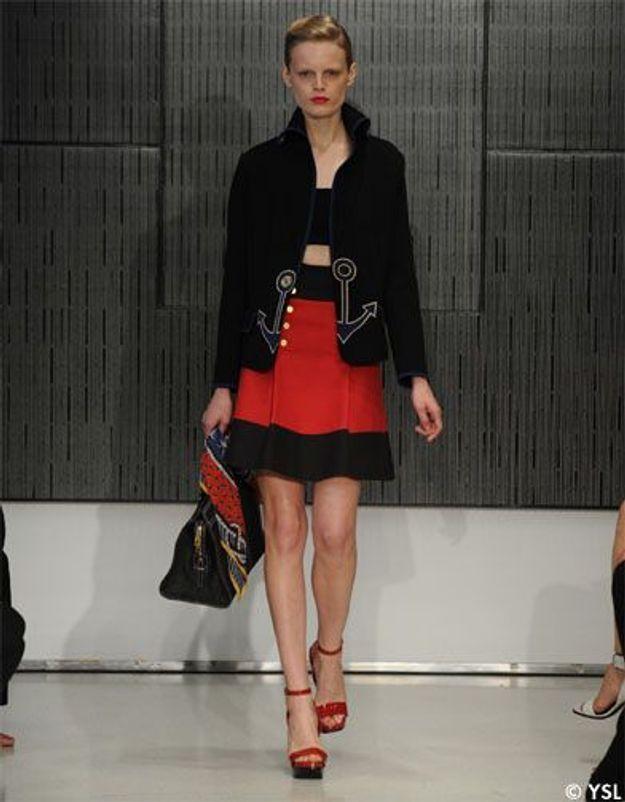 Yves Saint Laurent : la collection Croisière chez Christie's