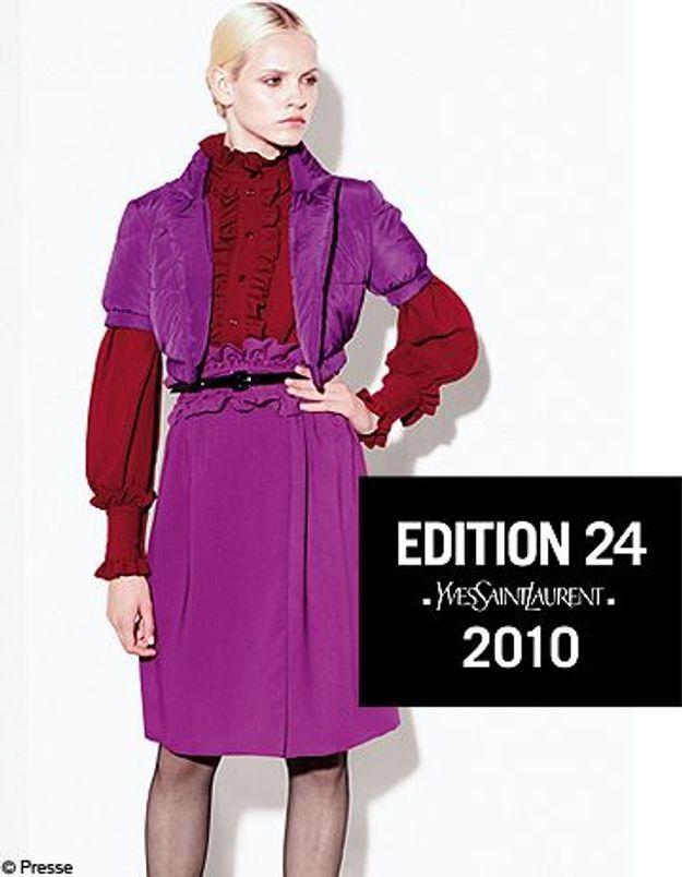 Yves Saint Laurent ouvre son premier pop-up store