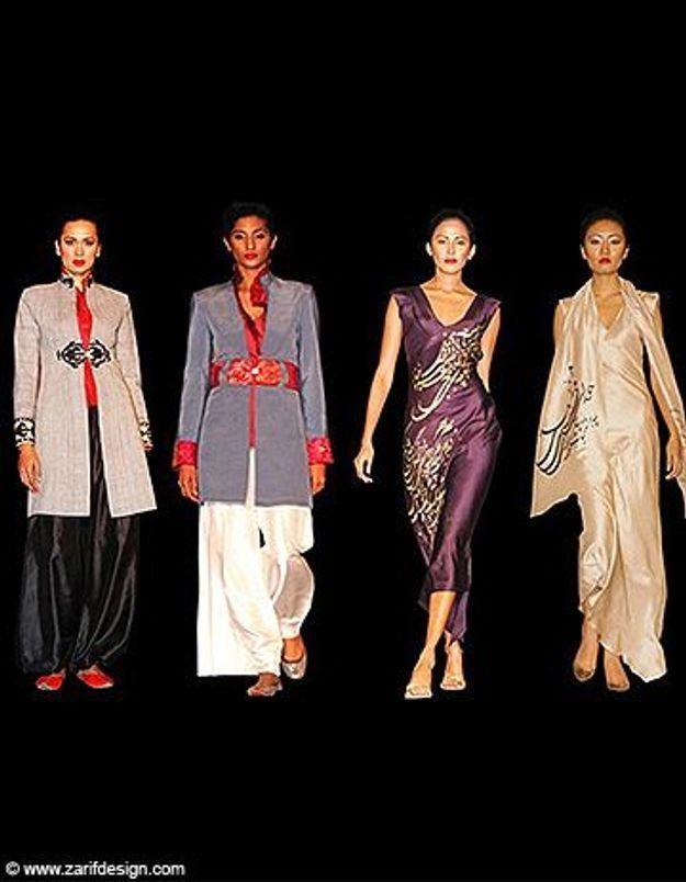 Zarif design, la marque afghane s'expose chez Agnès b.