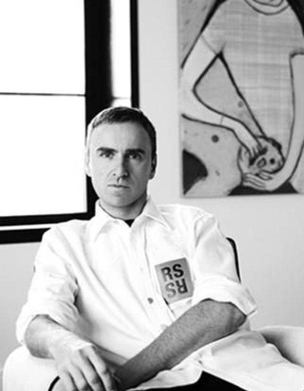 Calvin Klein : une date pour le premier défilé de Raf Simons