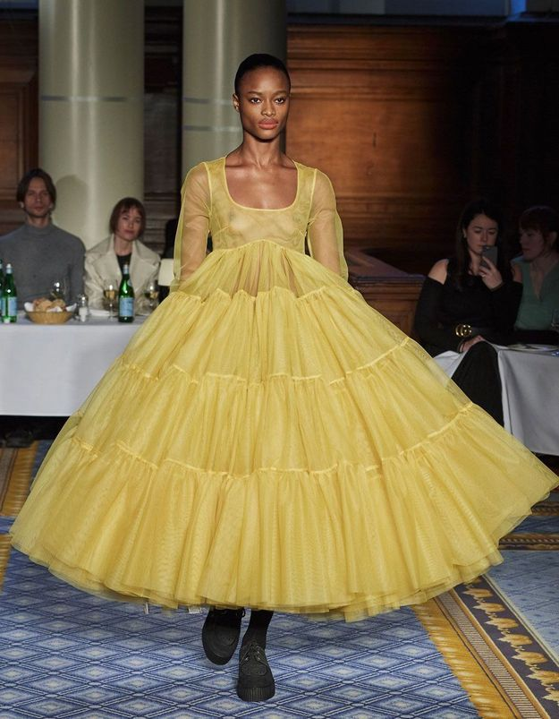 Ce qu'il faut retenir de la Fashion Week automne-hiver de Londres