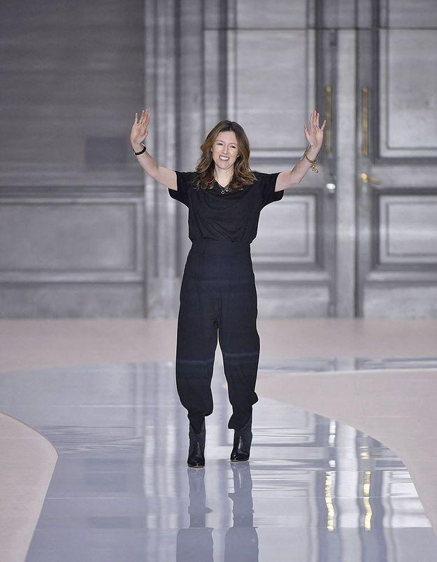 Clare Waight Keller, directrice artistique de Givenchy, quitte la maison française