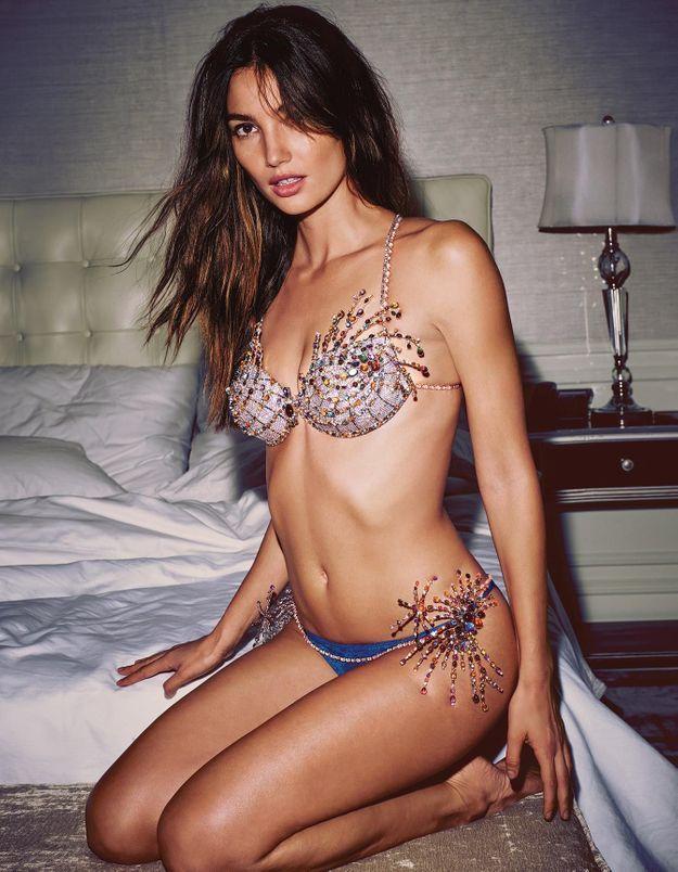 Défilé Victoria's Secret : Lily Aldridge présentera le Fantasy Bra